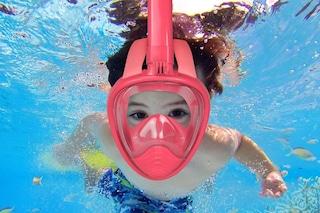 Le migliori maschere da sub per i bambini
