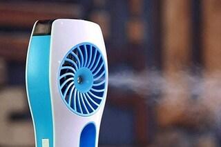 Migliori ventilatori nebulizzatori per interni e per esterni