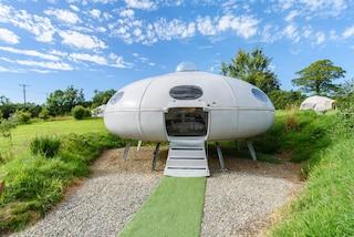 50 anni dallo sbarco sulla luna: le case perfette per soggiorni spaziali