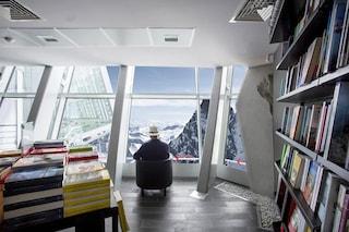 LaFeltrinelli 3466, la libreria più alta d'Europa