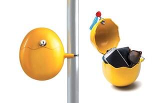 Beach Box, la cassetta di sicurezza per evitare i furti sotto l'ombrellone