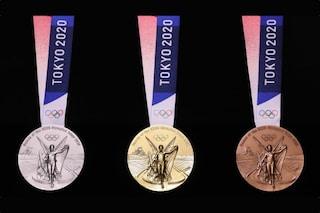 Le medaglie delle Olimpiadi di Tokyo 2020 sono state realizzate da smartphone riciclati