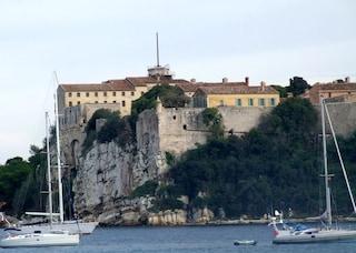 Isola di Santa Margherita, la prigione dell'Uomo con la Maschera di Ferro