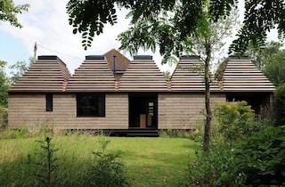 Cork House: la prima casa di sughero al mondo, biodegradabile e riciclabile