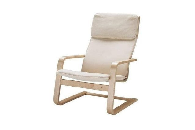 Sedia a dondolo IKEA Pello
