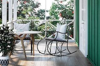 Le migliori sedie a dondolo: classifica e guida all'acquisto