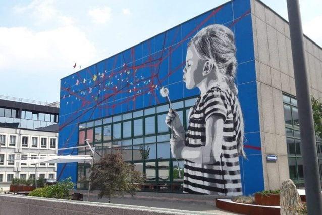 Alessio B, Super Walls, Padova