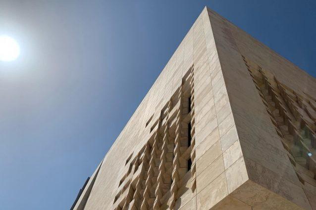La Valletta di Renzo Piano. Foto di Stefano Govi