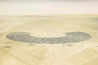 Burning Man 2019: viaggio nella città dell'arte costruita e distrutta in una settimana