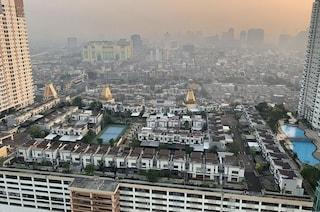 Cosmo Park, il quartiere di Giacarta che sorge su un tetto di un centro commerciale