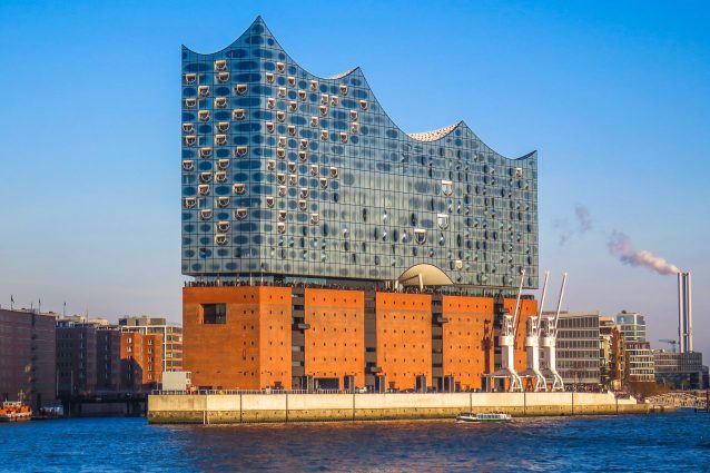 Elbphilharmonie – Herzog & de Meuron, Amburgo