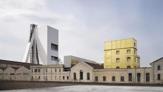 Fondazione Prada Milano, da vecchia distilleria milanese a polo culturale innovativo