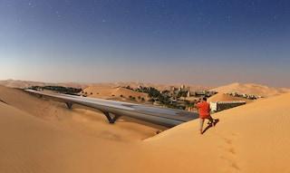Hyperloop: arrivano le prime infrastrutture per il treno più veloce del mondo