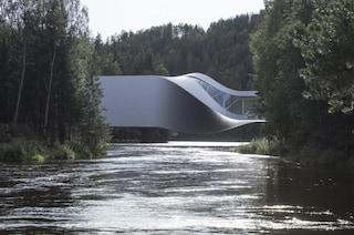 The Twist, il primo museo che è anche ponte e anche scultura abitabile