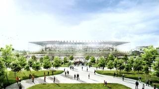 San Siro 2.0: ecco il progetto della Cattedrale, il (possibile) nuovo stadio di Milano