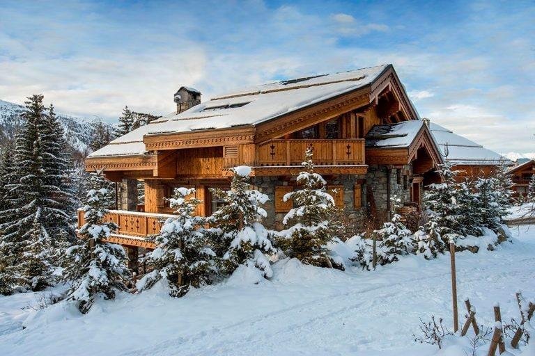 Vacanze sulla neve negli chalet di lusso più belli delle Alpi