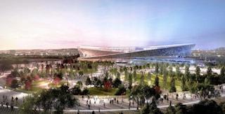San Siro 2.0: ecco il progetto degli Anelli di Milano, l'altro (possibile) stadio