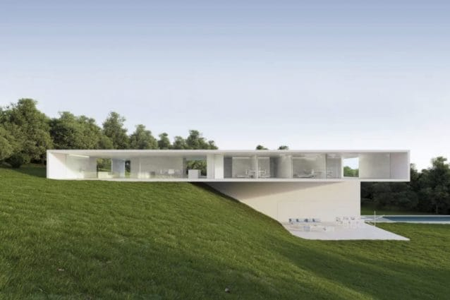 all images courtesy of fran silvestre arquitectos