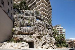 Villa Troglodyte, la casa scavata in una grotta nel centro di Monaco