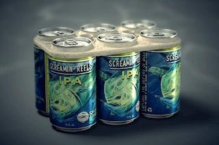 Saltwater Brewery, le confezioni di birra biodegradabili