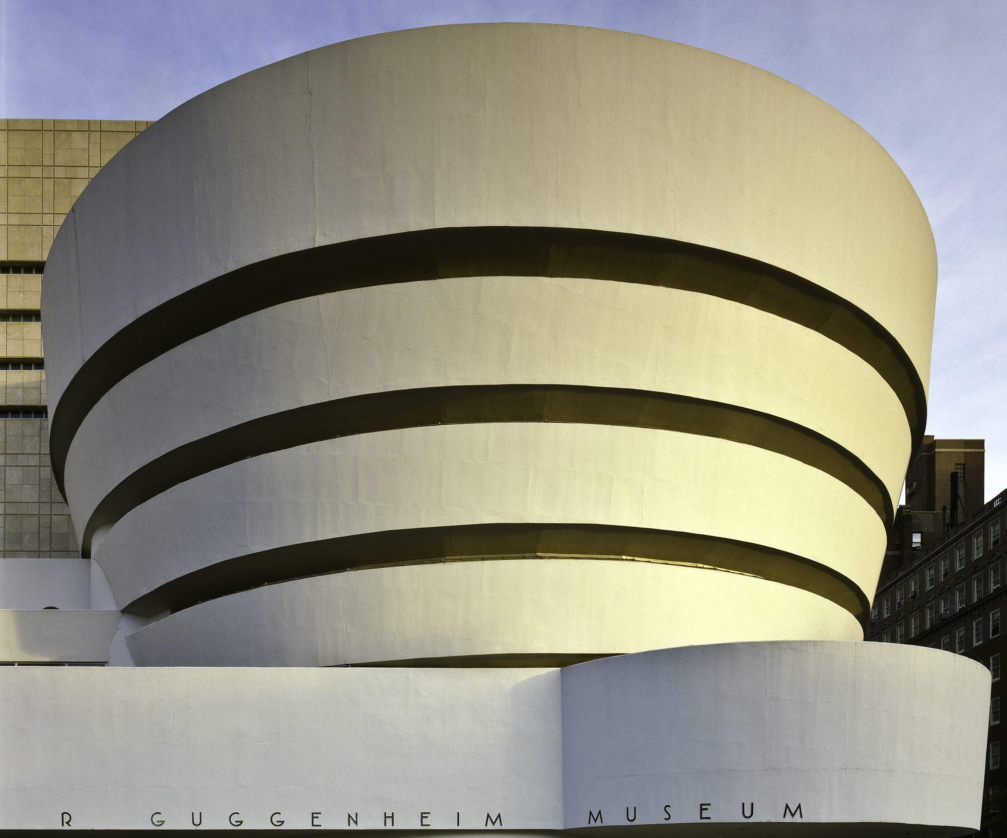 Solomon R. Guggenheim Museum, New York. Photo: David M. Heald © The Solomon R. Guggenheim Foundation, New York