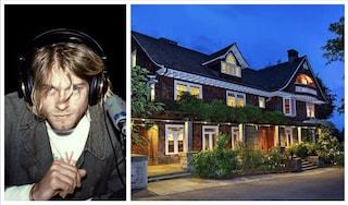 Kurt Cobain, la casa dove è morto si vende per 7,5 milioni di dollari