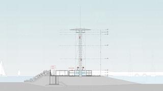 Renzo Piano firma la nuova torre piloti per il porto di Genova