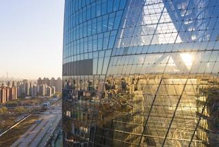 Pechino, Zaha Hadid Architects firma l'atrio più alto del mondo