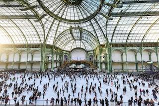 Al Grand Palais di Parigi arriva la più grande pista di pattinaggio al coperto del mondo