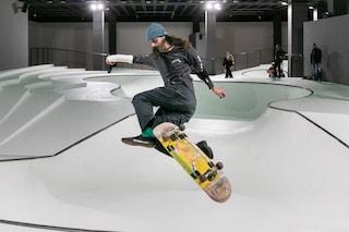 In Triennale Milano arriva lo Skatepark OooOoO