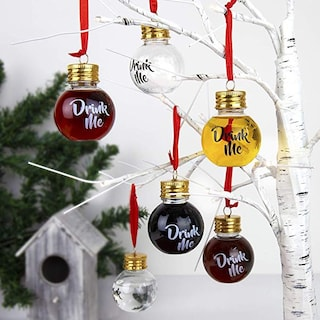 10 decorazioni davvero originali per l'albero di Natale