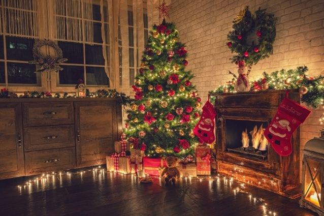 Decorazioni Natalizie Per Casa.Come Addobbare La Casa A Natale 70 Idee Facili Per Esterni E Interni
