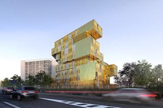 Golden City, il social housing di Parigi che rappresenta l'Egitto