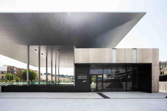 Stazione FAL Matera Centrale SBA di Stefano Boeri Architetti – ph. Guoyin Jiang