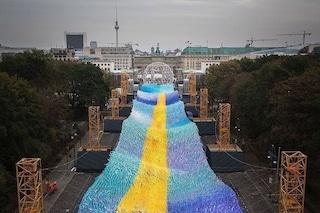 Berlino, 30 anni dalla caduta del Muro: l'arte di Patrick Shearn celebra l'evento