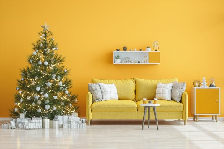 Alberi Di Natale 2020 Le 40 Idee E Tendenze Piu Originali Di Quest Anno