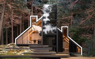 York House, la casa per stare a stretto contatto con la natura