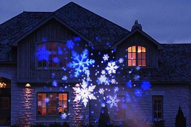 Faro Proiettore Luci Natalizie.Migliori Proiettori Luci Di Natale Da Esterno Come Sceglierli
