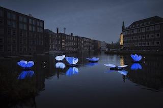 Amsterdam Light Festival, il festival di luci più suggestivo d'Europa