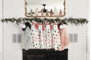 Le migliori calze di Natale per addobbare casa con stile