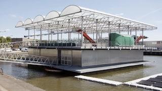 In Olanda arriva la prima fattoria galleggiante del mondo
