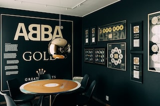 ABBA Gold Suite, la stanza d'albergo per i fan degli ABBA