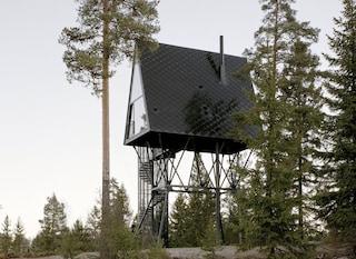 Pan TreeTop Cabins, i rifugi naturali perfetti nella foresta norvegese