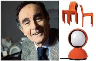100 anni di Vico Magistretti, architetto e designer milanese di fama mondiale