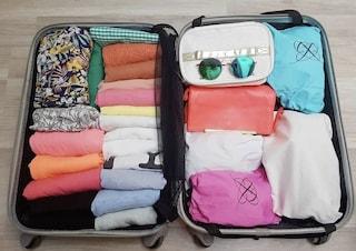 I consigli di Marie Kondo per fare la valigia senza stressarsi