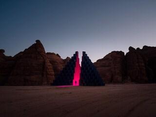 Desert X Alula 2020, il primo festival d'arte site-sensitive dell'Arabia Saudita
