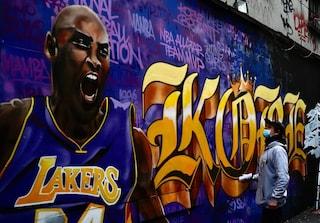 La street art per Kobe Bryant: tutti i murales dedicati al campione di basket nel mondo