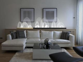 Guilinscape, la lampada simile ad una scultura di luce che purifica l'aria