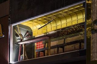 Robata Dining AN, il più piccolo ristorante del mondo: misura solo 3,7 metri quadrati