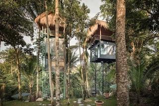 Lift Treetop Hotel, l'albergo di Bali fatto di case sull'albero con vista mozzafiato
